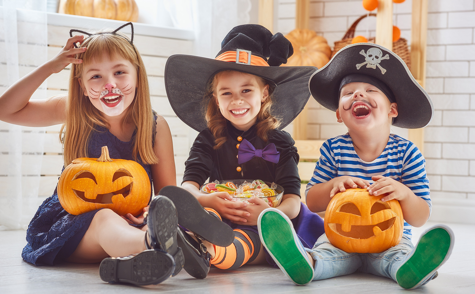 Dentist-Approved Candies and Goodies for Frisco Trick-or-Treaters