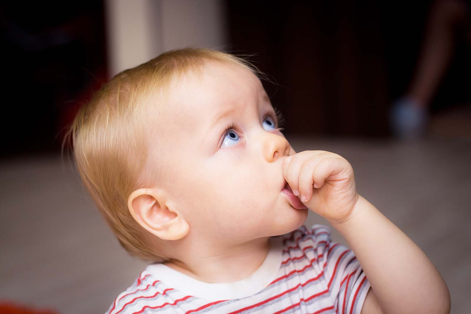 Is Thumb Sucking Harming Your Child's Oral Health?